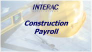 INTERAC Construction Payroll