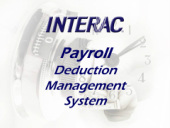 Payroll Deduction Management System